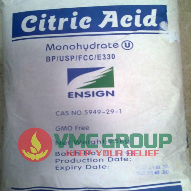Axit citric mono
