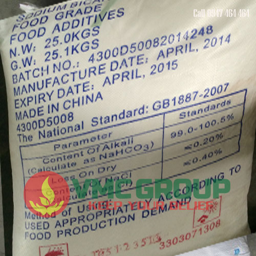 Soda lanh NaHCO3 Sodium Bicarbonate bot no cong nghiep