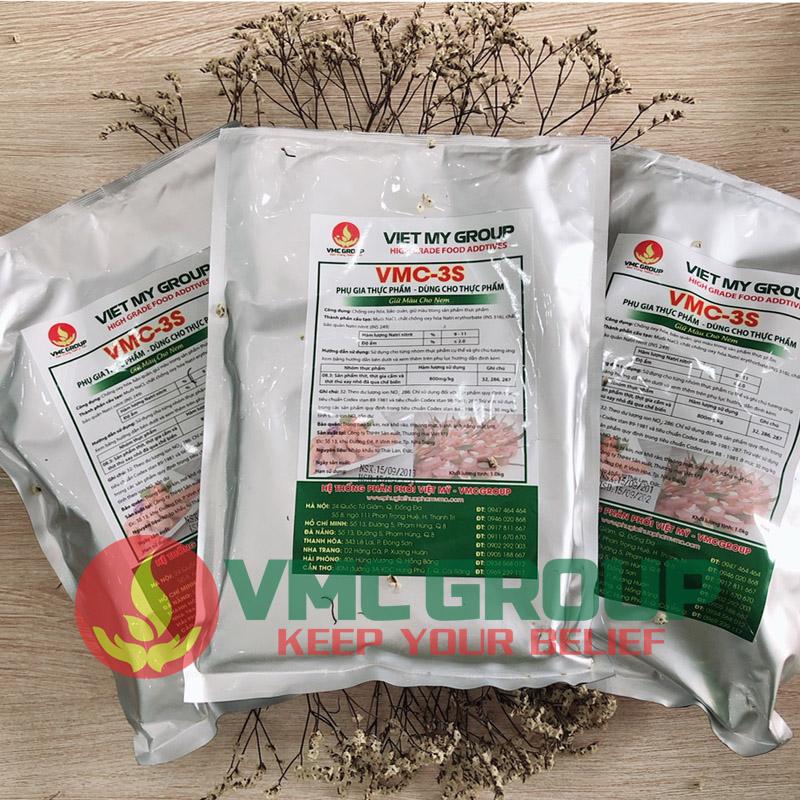 VMC 3S tao mau do hong thuc pham