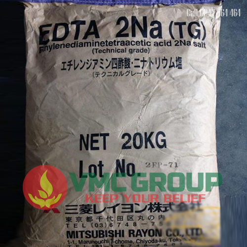 EDTA2NA-ETHYLENEDIAMINETETRACETIC ACID THUY SAN