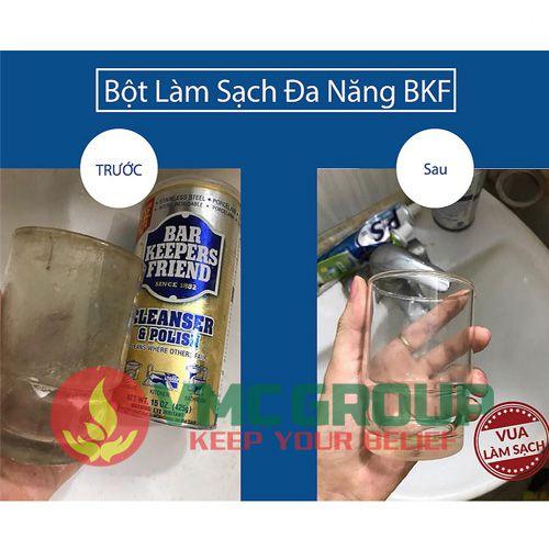 BANt Bar Keepers Friend Cleanser & Polish