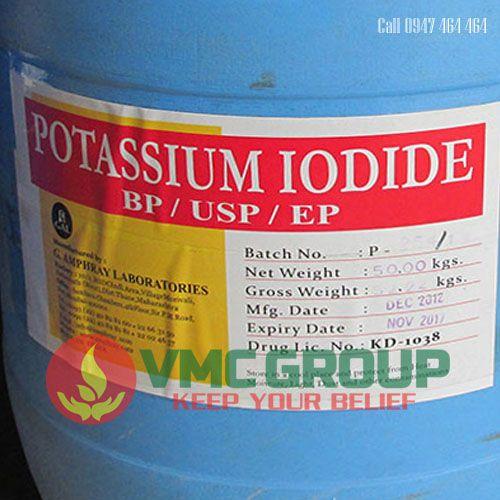 Hoa chat Potassium iodide KI