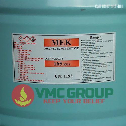 METHYL ETHYL KETONE (MEK) – C4H8O – Butanone NHAT BAN