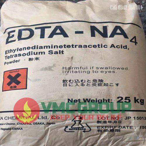 ETHYLENEDIAMINETETRACETIC ACID – EDTA 4NA