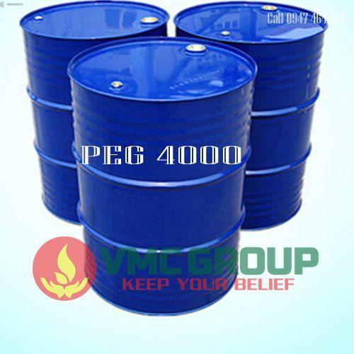 POLY ETHYLENE GLYCOL 4000 – PEG 4000