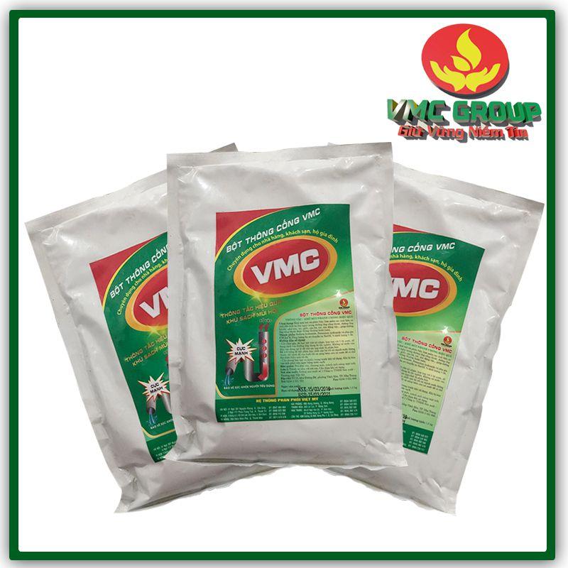 BỘT THÔNG CỐNG VMC 3