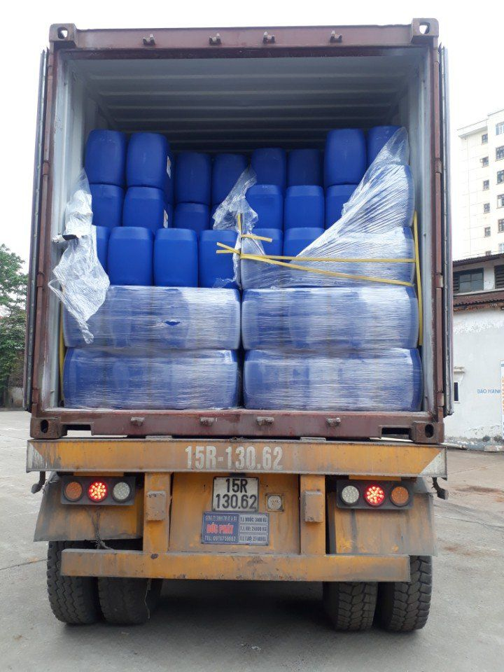 OXY GIÀ HYDROGEN PEROXIDE H2O2 HÀN QUỐC 50% 2