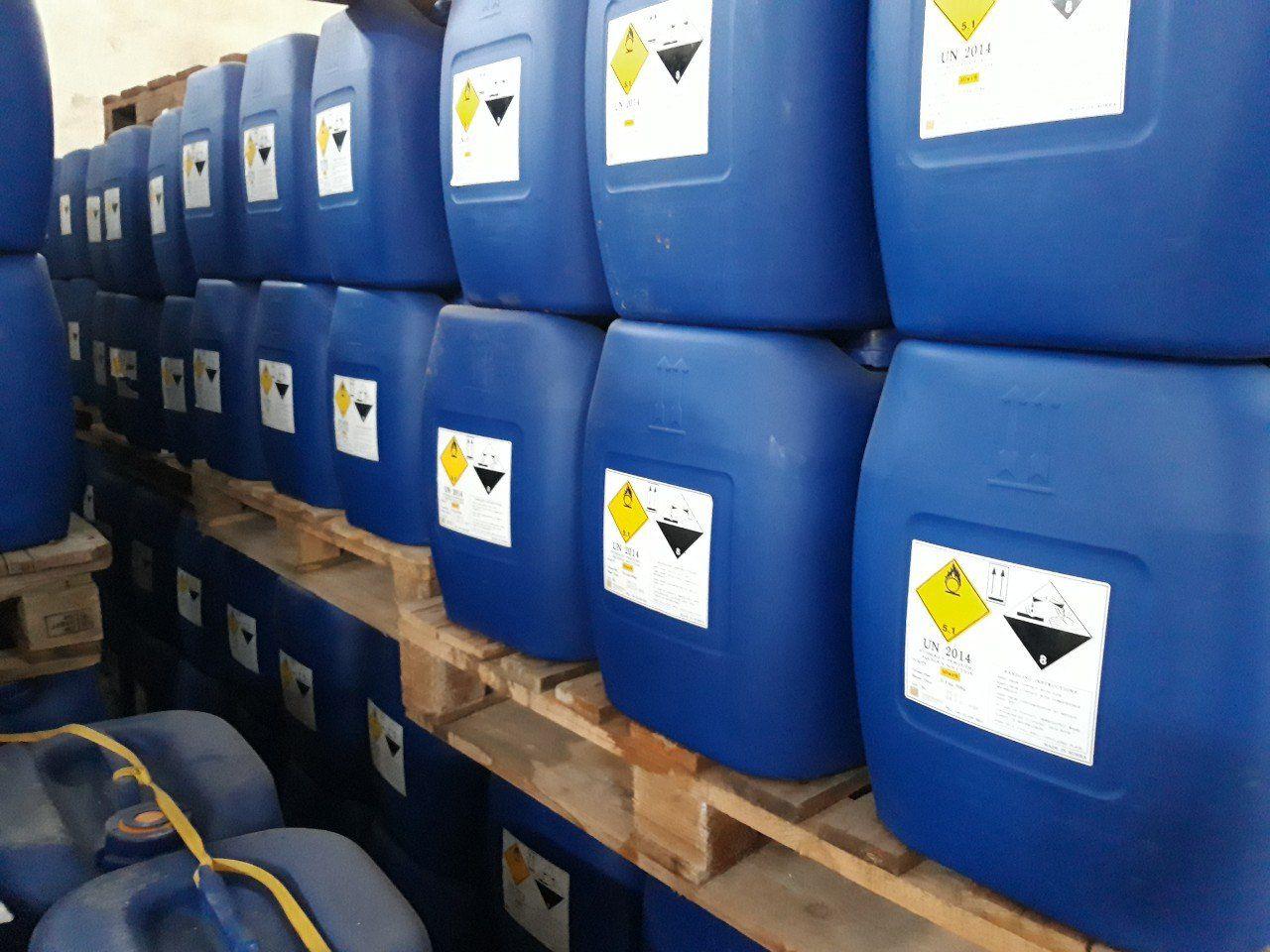 OXY GIÀ HYDROGEN PEROXIDE H2O2 HÀN QUỐC 50% 3