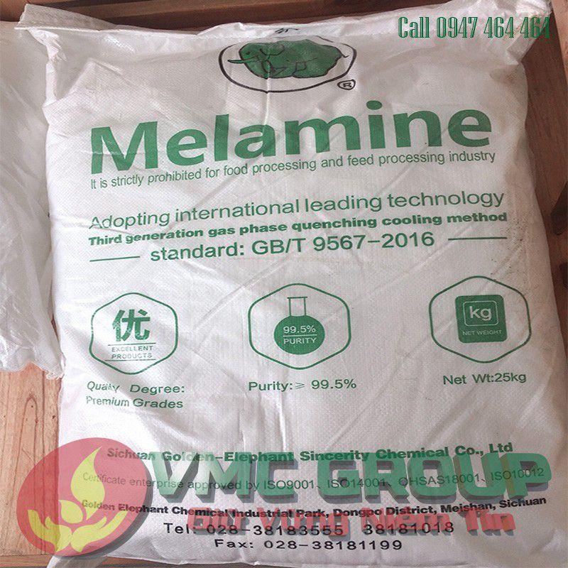 KEO MELAMINE C3H6N6