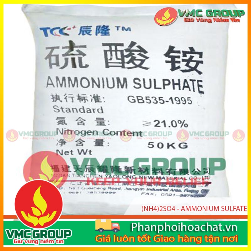 (NH4)2SO4 - AMMONIUM SULFATE